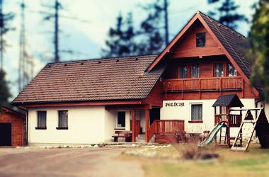Penzión Chata Felícia vo Vysokých Tatrách