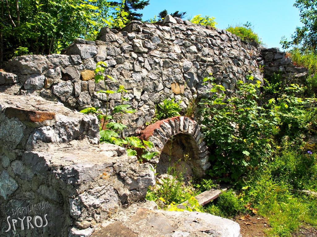 Liptovský hrad nad Kalamenami