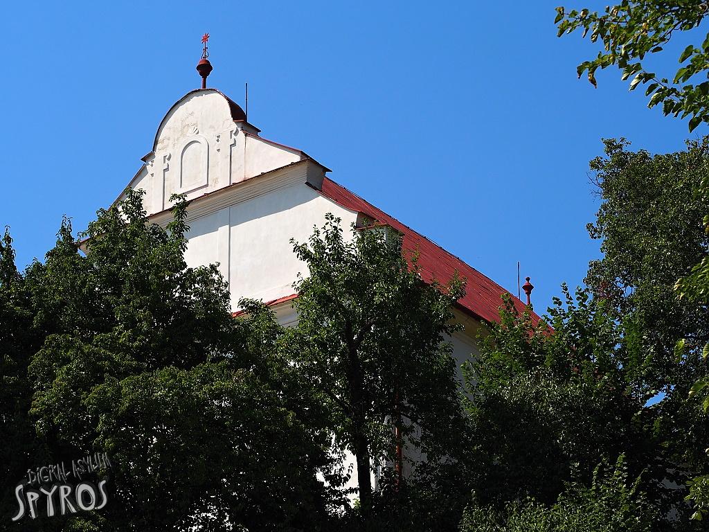 Kostol v Drienčanoch
