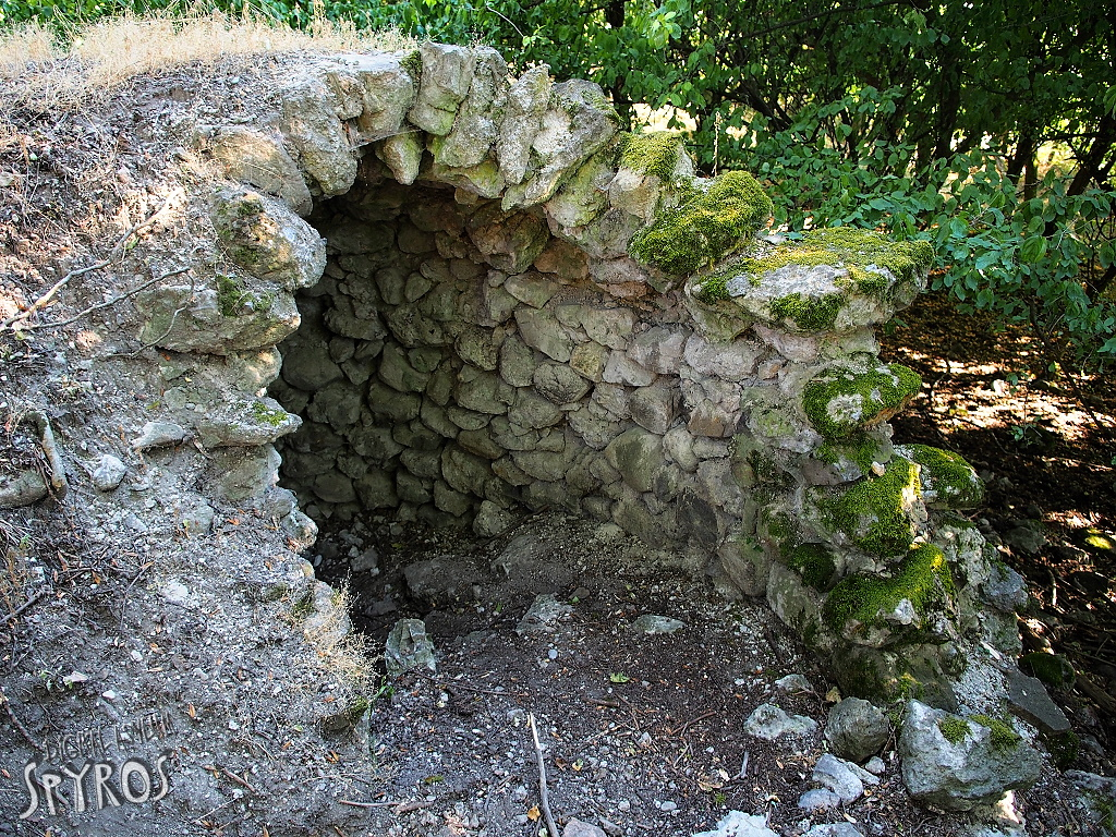 Zrúcaniny hradu Blh