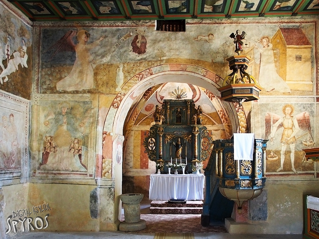 Evanjelický kostol v Kraskove