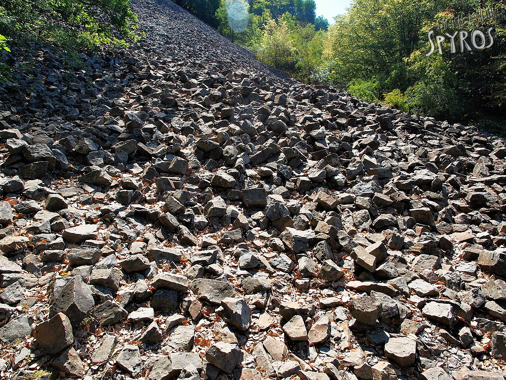 Šomoška - Kamenné more