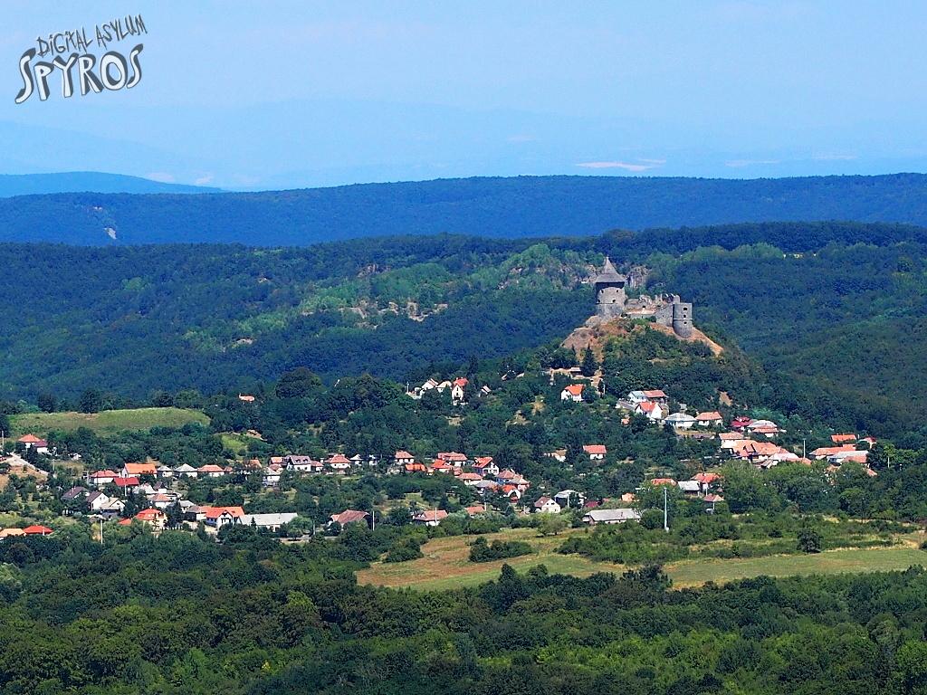 Šomoška z hradu Šalgov