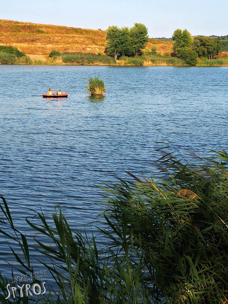 Vodná nádrž Petrovce