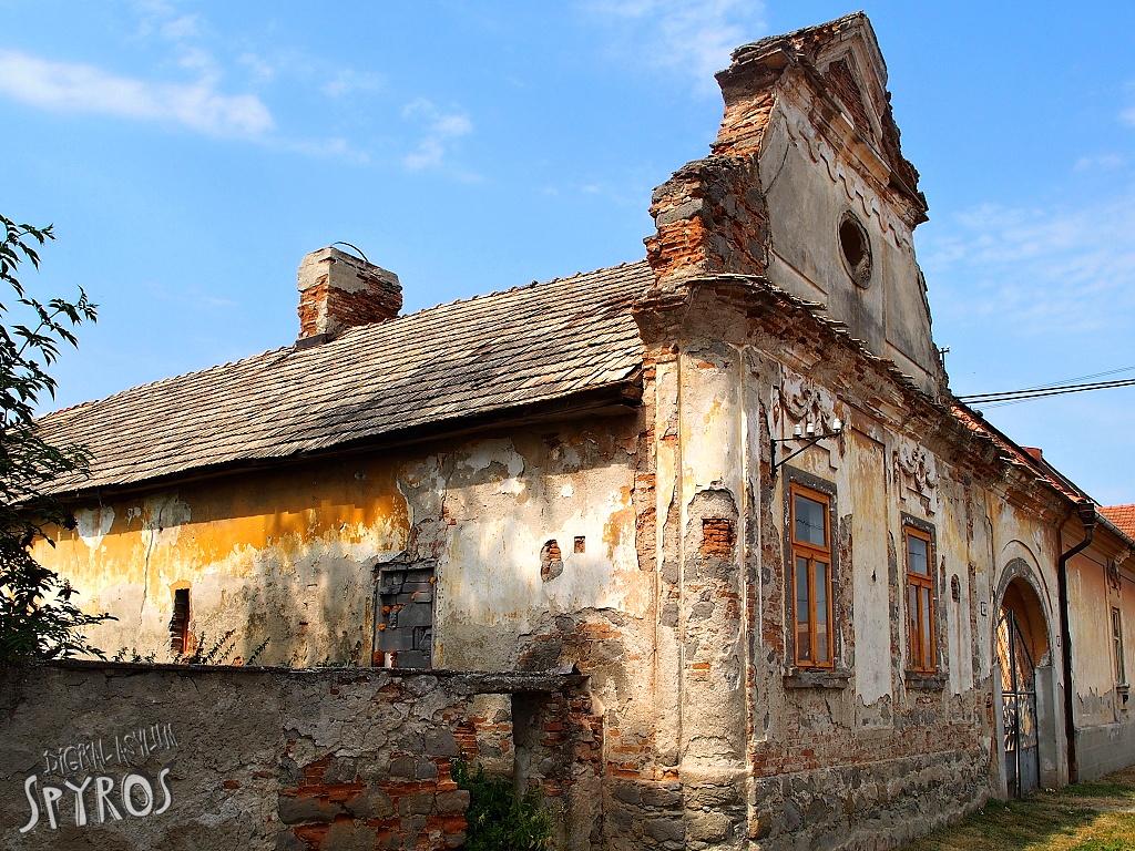 Rimavské Janovce - baroková kúria