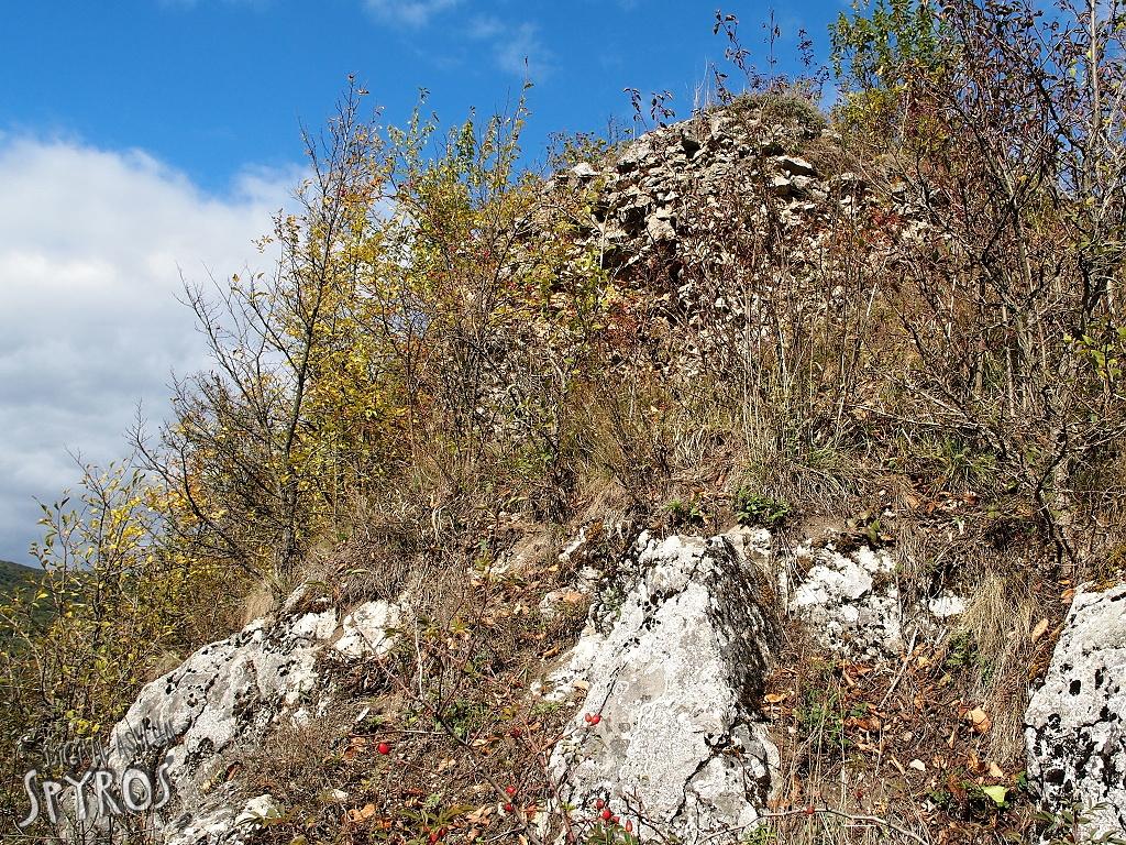Hrad Tibava v Podhorodi