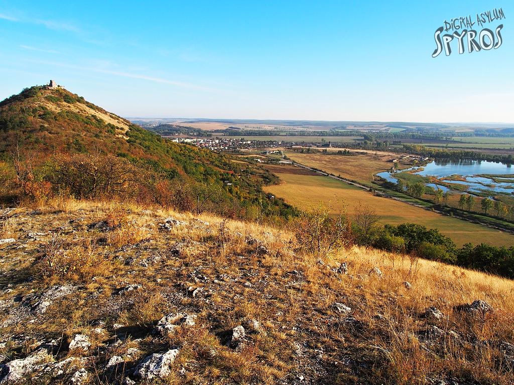 Hrad Turňa s okolím (Turnianske Podhradie a Turniansky rybník)