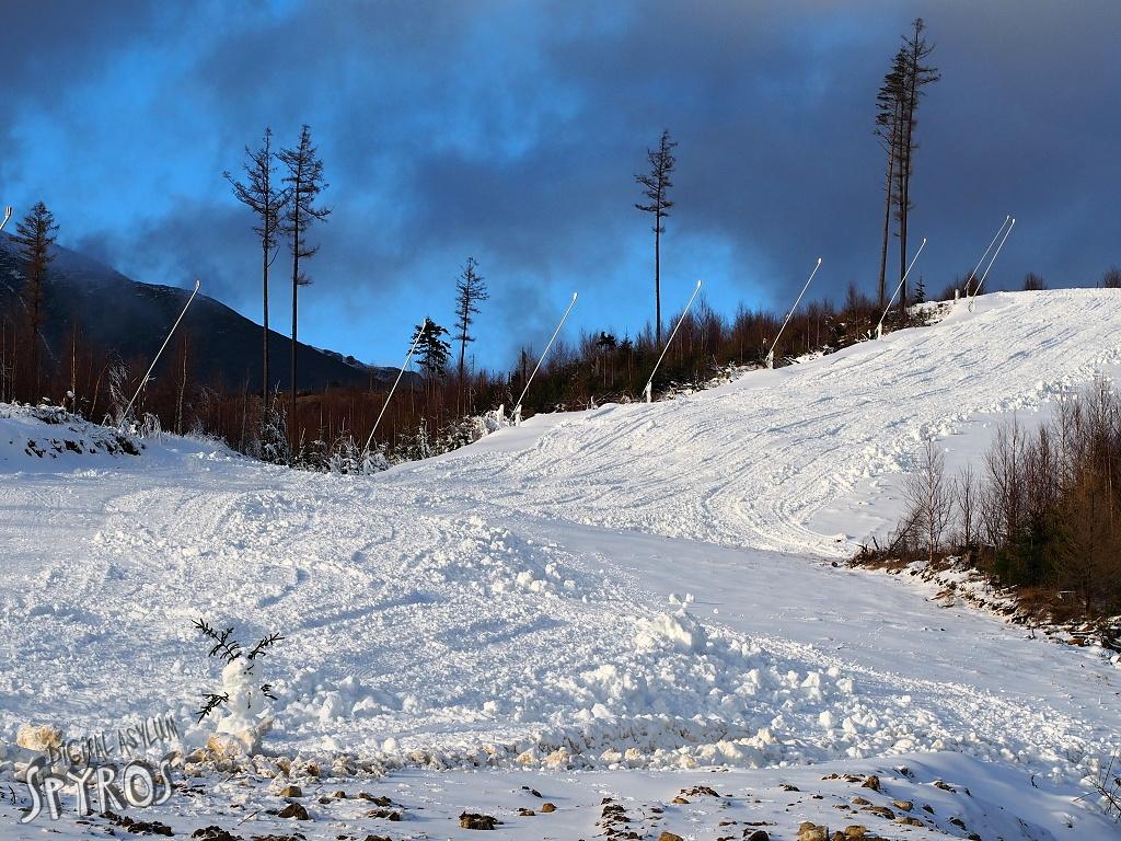 Tatranská Lomnica - Buková hora