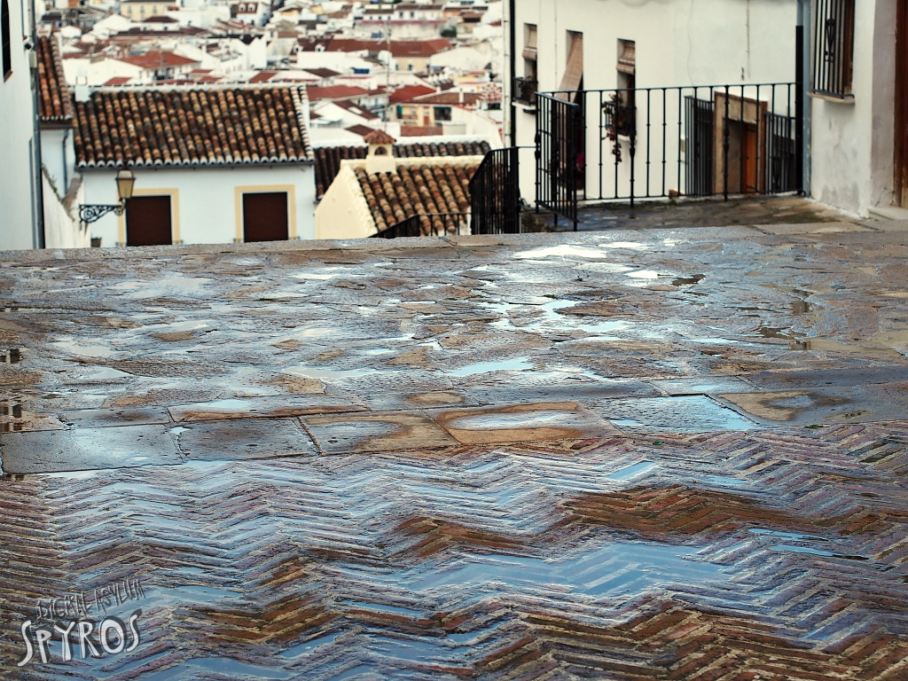 Tiles of Antequera