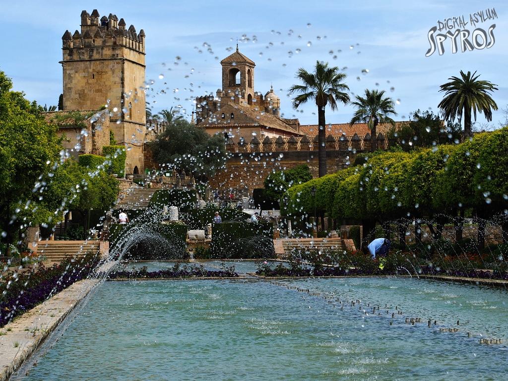Córdoba - Alcázar de los Reyes Cristian