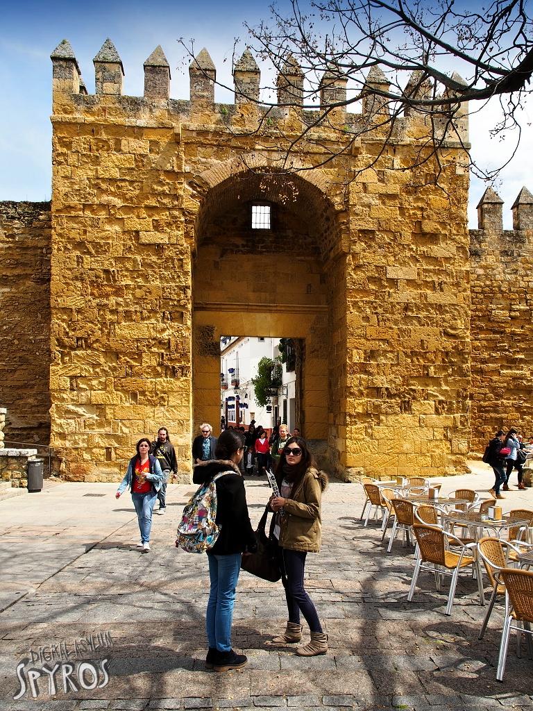 Córdoba - Puerta del Almodóvar