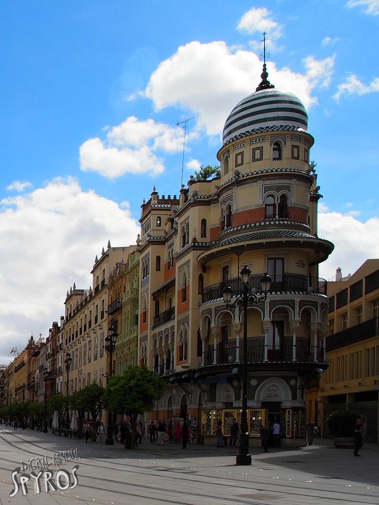 """Sevilla - """"Adriatica"""""""