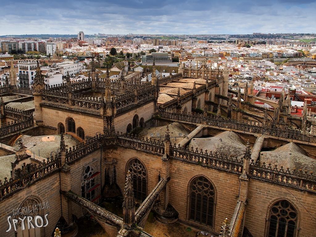 Sevilla - Catedral de Santa María de la Sede