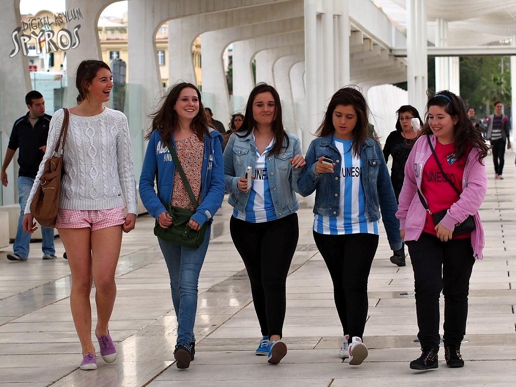 Málaga girls