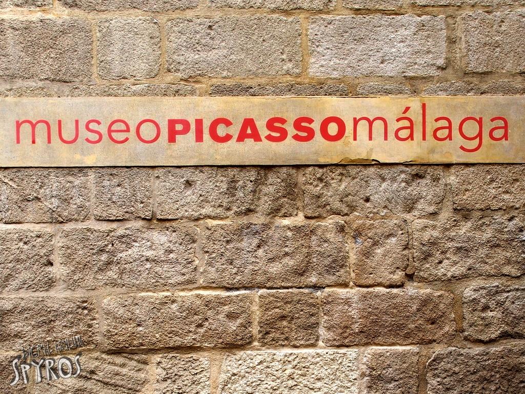 Málaga - Picasso museum