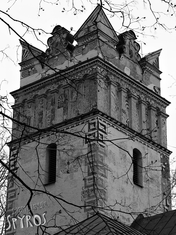 Svinia - Kostol Panny Márie