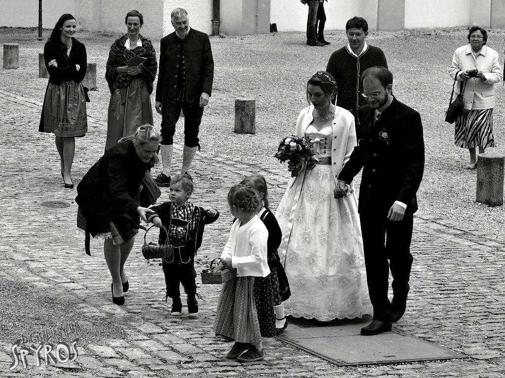 Bavorská svadba vo Freisingu