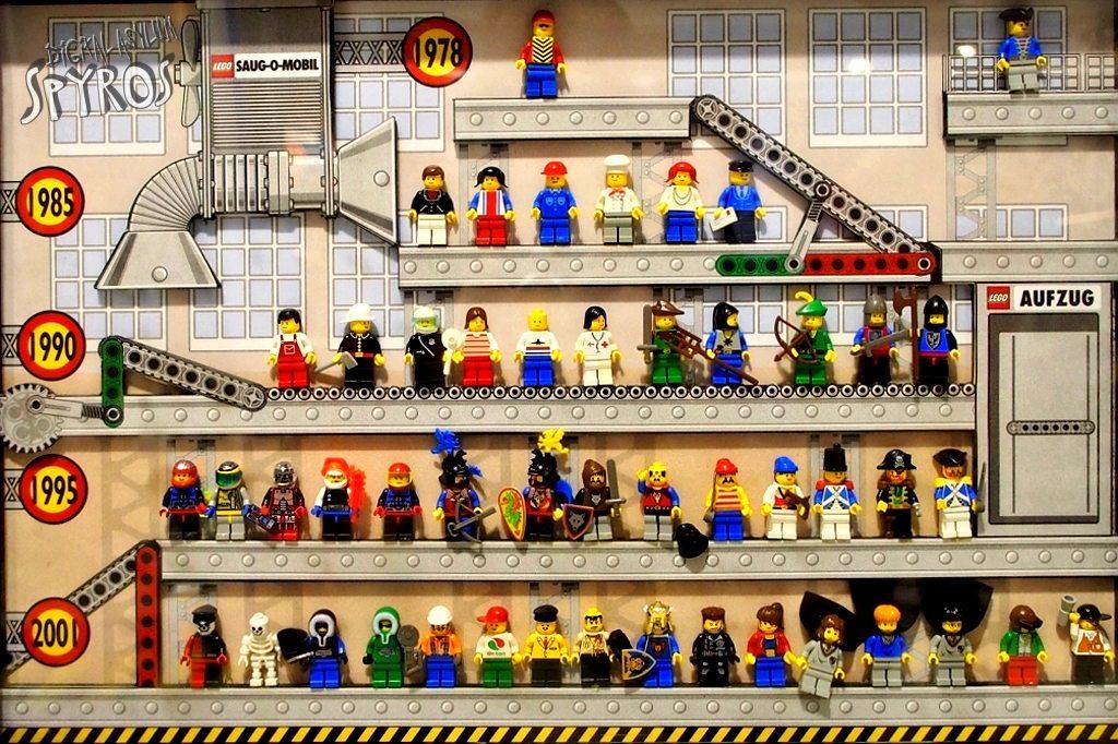 Legoland - Lego factory