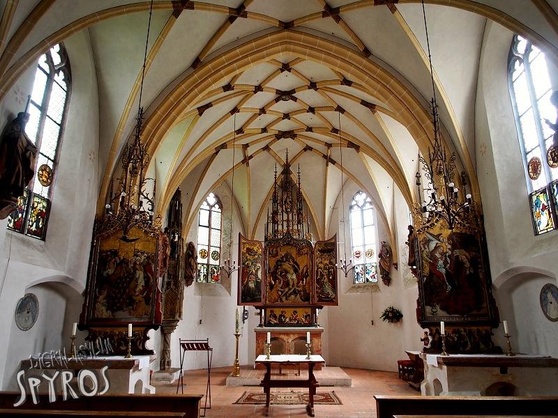 Blutenburg Schloss - Church