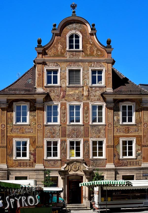 Ellwangen - Haus Zimmerle
