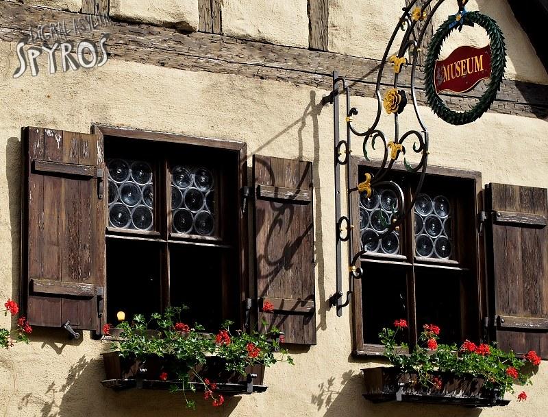 Rothenburg ob der Tauber - Handwerkerhaus