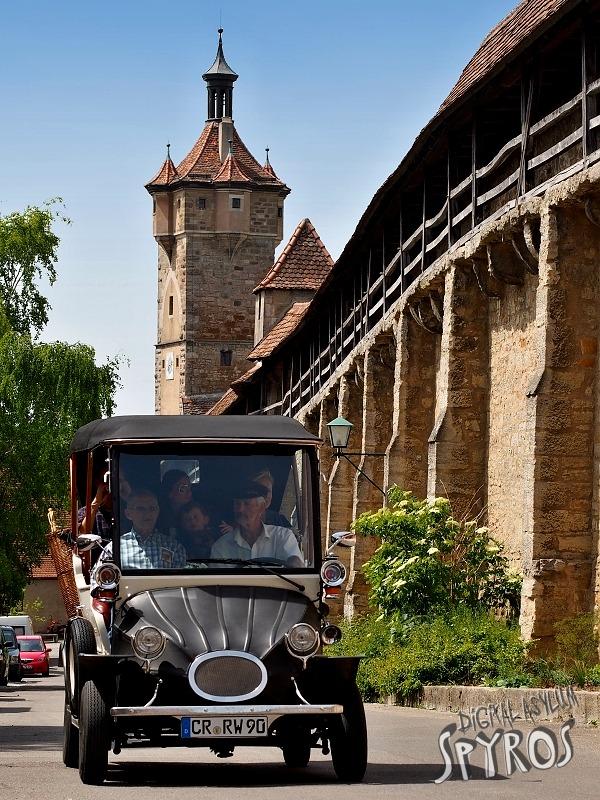 Rothenburg ob der Tauber - Klingentor