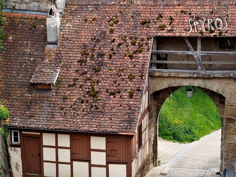 Rothenburg ob der Tauber - Kobolzelltor