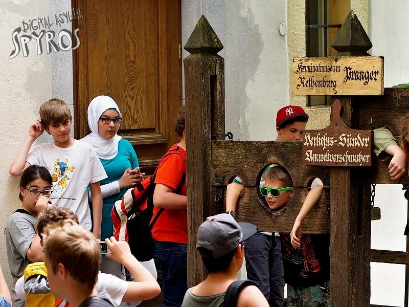Rothenburg ob der Tauber - Kriminalmuseum