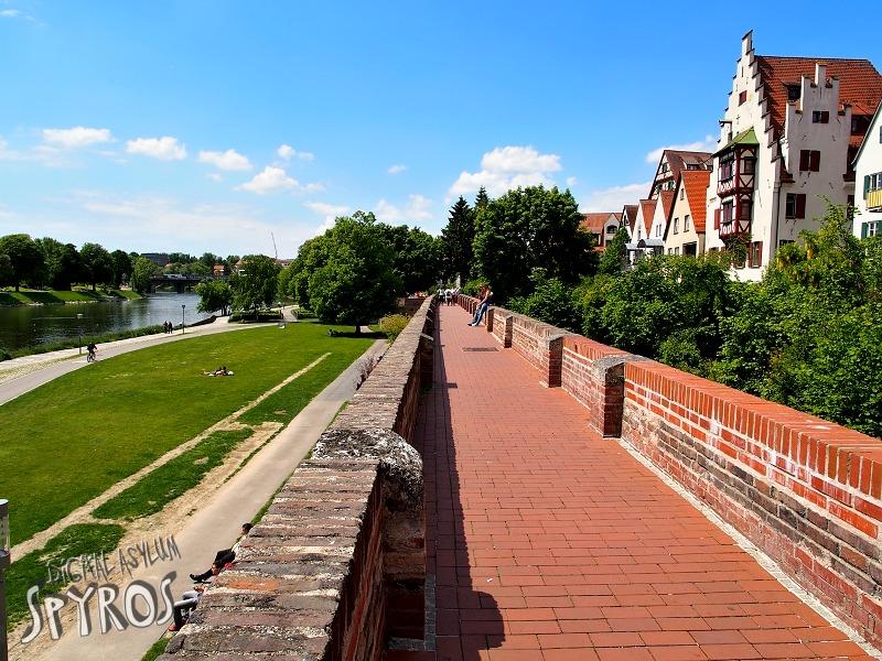 Ulm - City walls