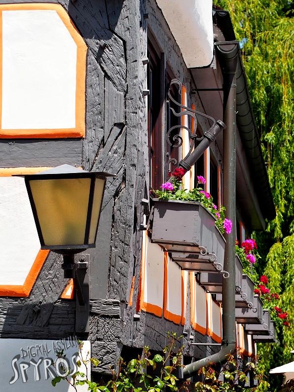 Ulm - Fischerviertel - Street detail