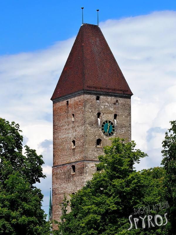 Ulm - Gänsturm
