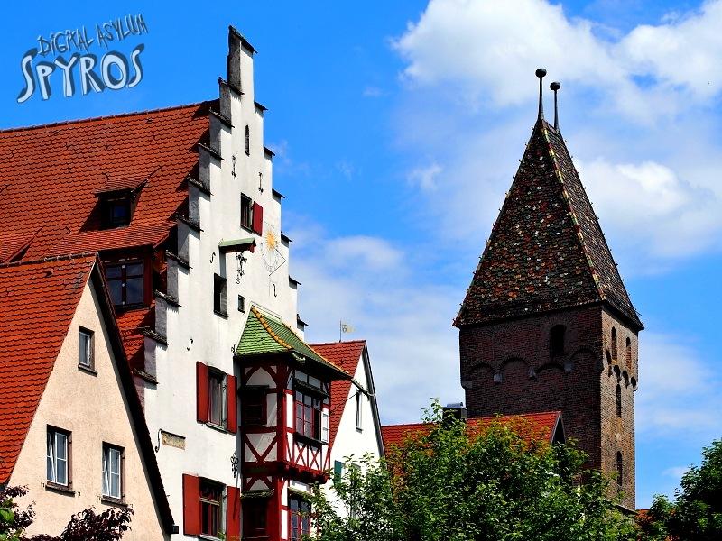 Ulm - Metzger turm