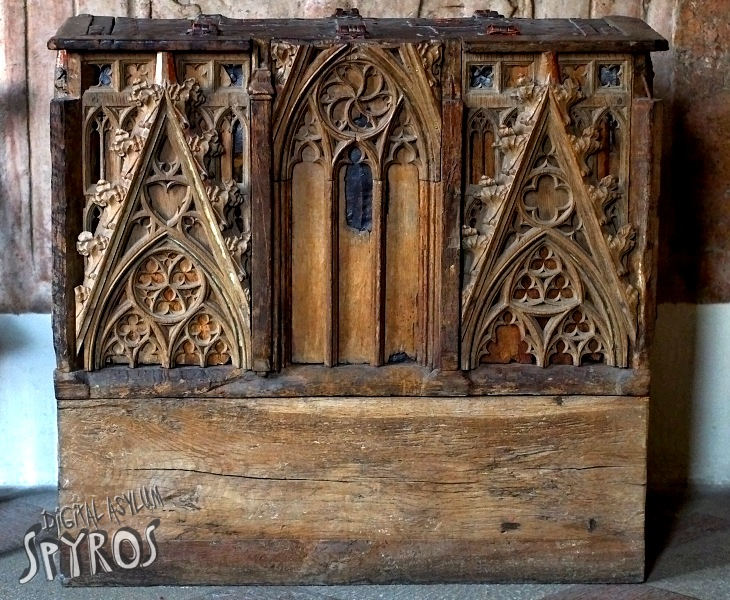 Ulmer Münster - Chest