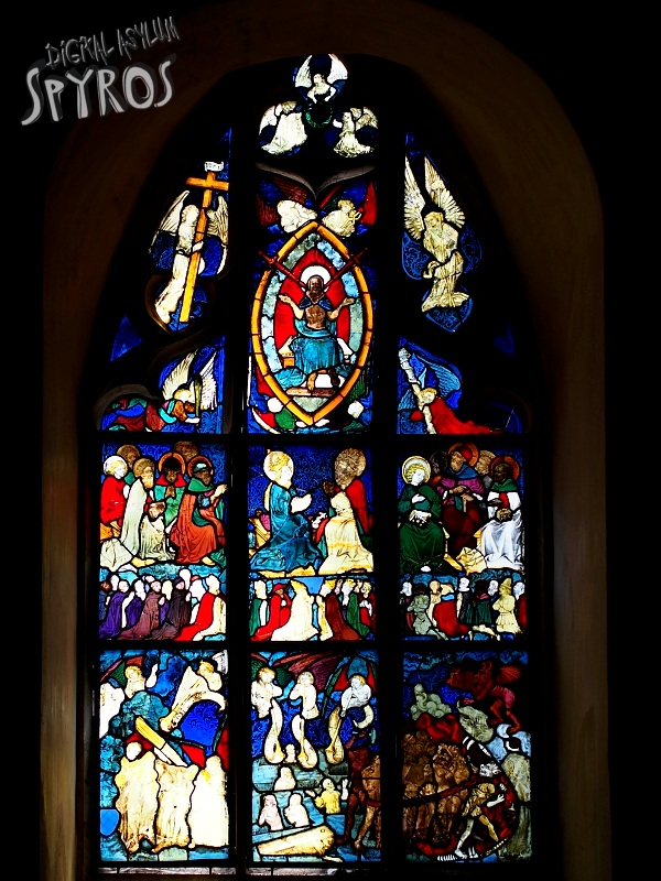 Ulmer Münster - Window