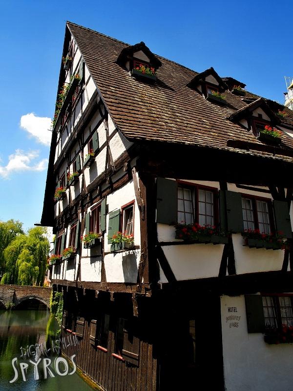 Ulm - Schiefes Haus Hotel