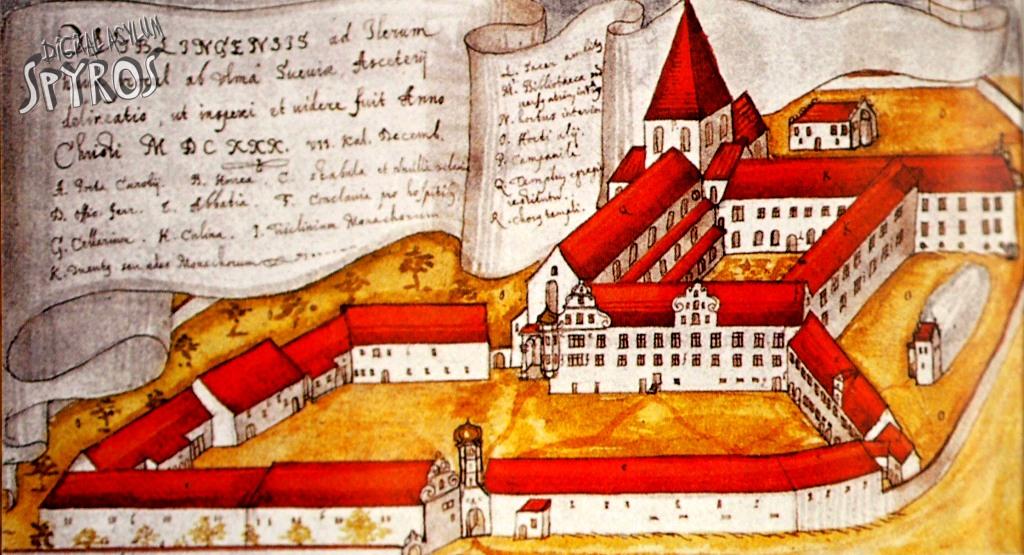 Wiblingen kloster - 1630