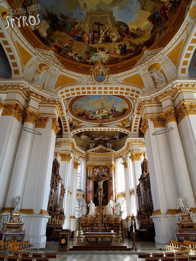 Reichsabtei Wiblingen - Interior