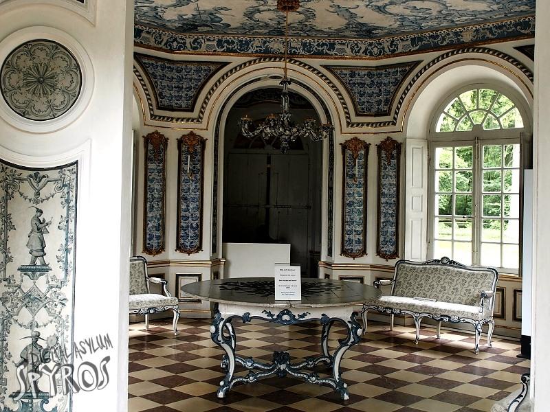 Schloss Nymphenburg - Pagodenburg