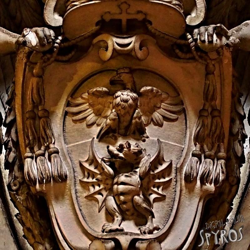 Sancta Maria supra Minervam - Borghesi Metal