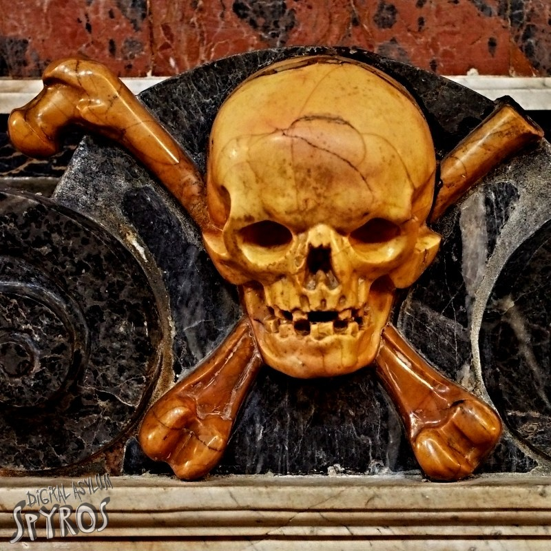 Sancta Maria supra Minervam - Metal Skull