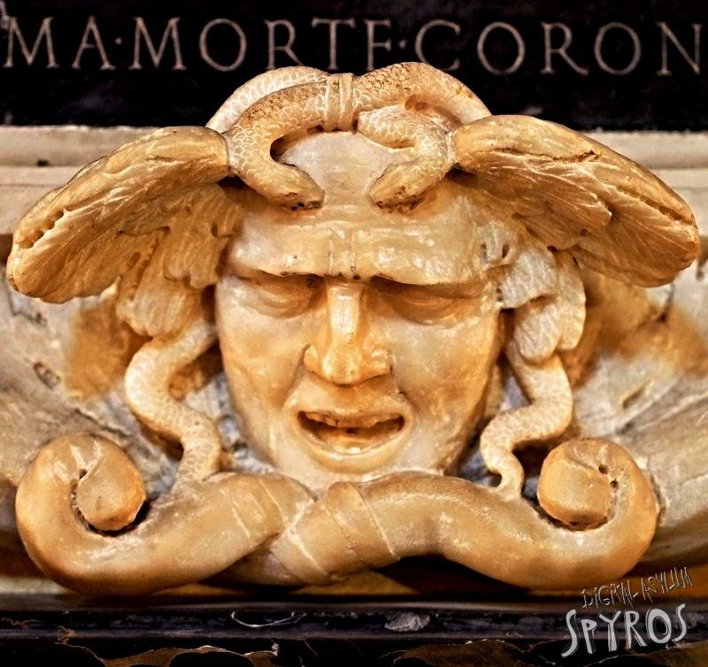 Sancta Maria supra Minervam - Metal Head