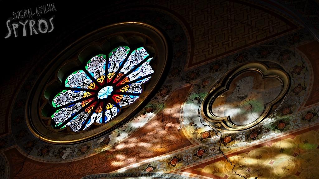 Sancta Maria supra Minervam - Stained Glass