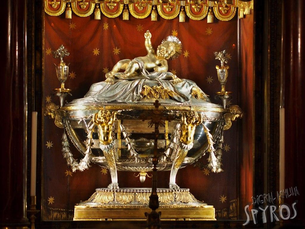 Basilica Santa Maria Maggiore - Holy Crib