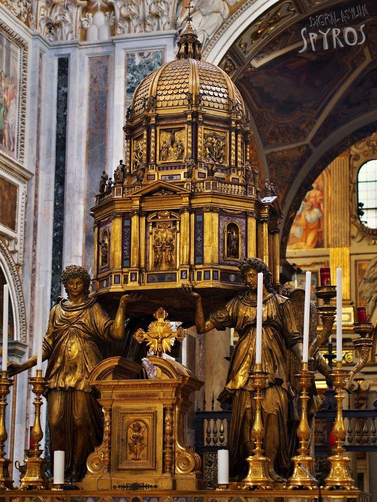 Basilica Santa Maria Maggiore - Sistine Chapel