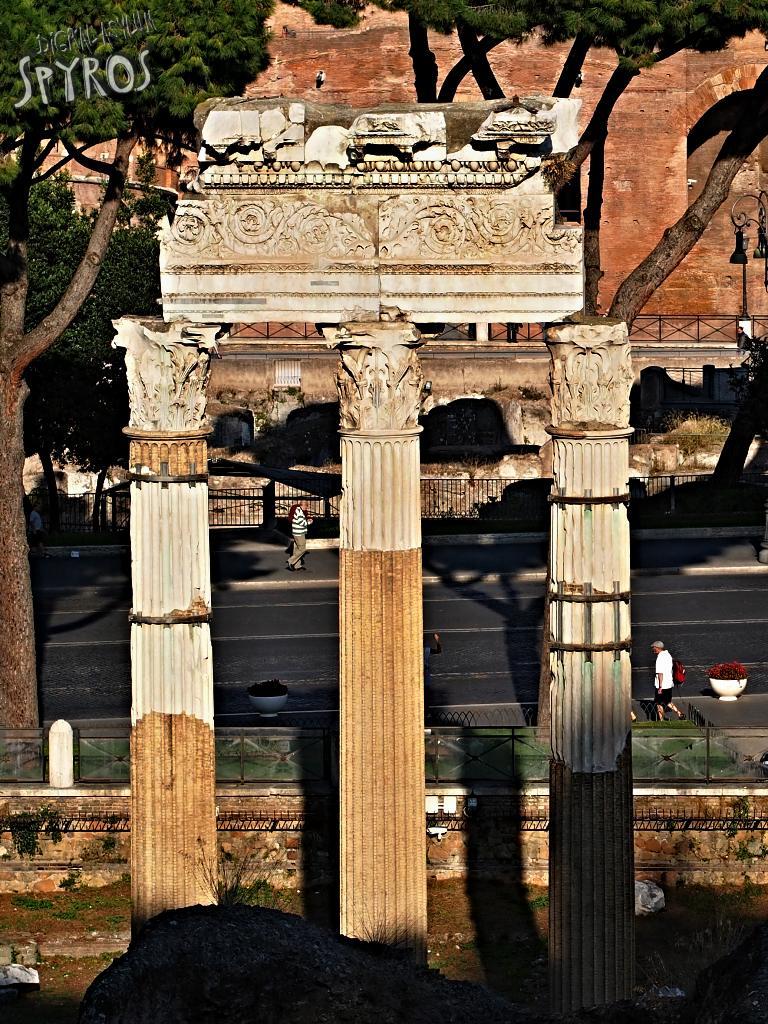 Forum Iulium - Temple of Venus Genetrix