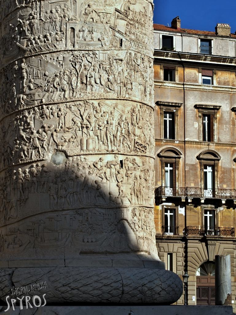 Forum Traiani - Columna Traiani