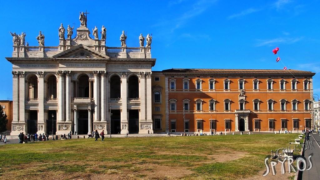 Lateran Basilica & Palace