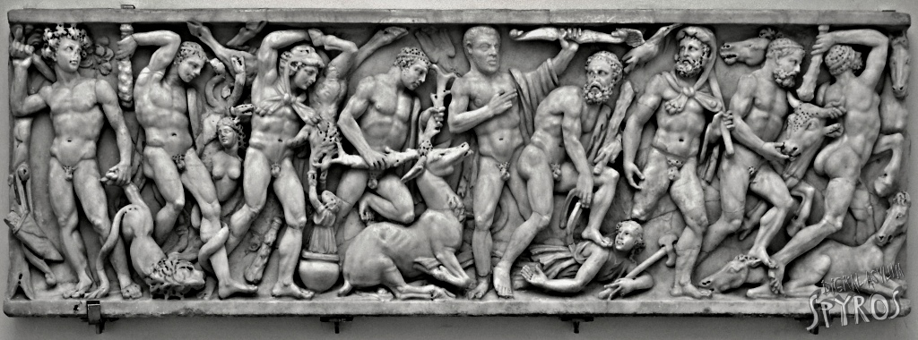 Palazzo Altemps - Labours of Hercules