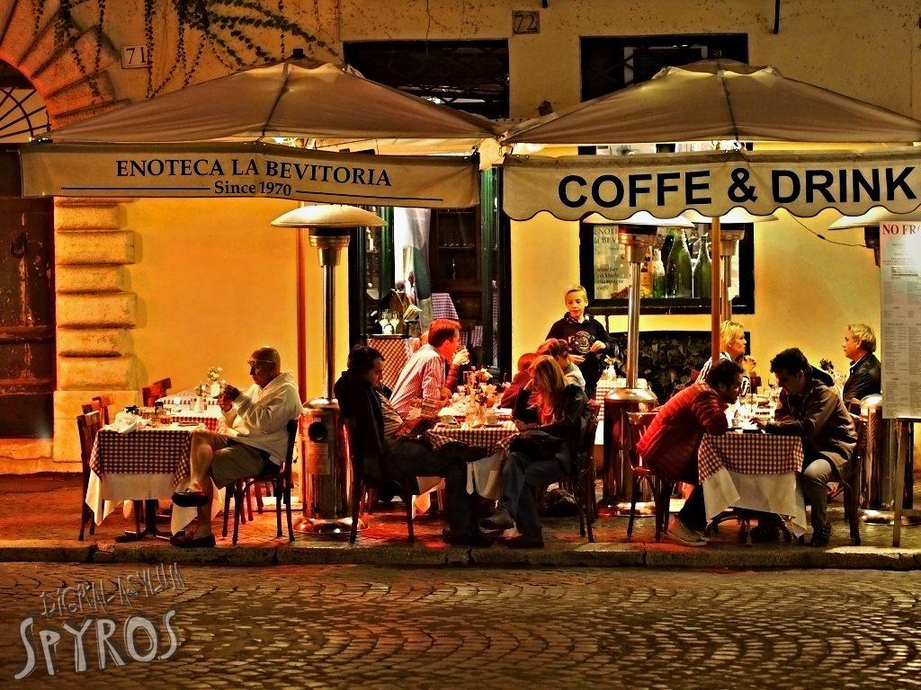 Piazza Navona - Enotexa la Bevitoria
