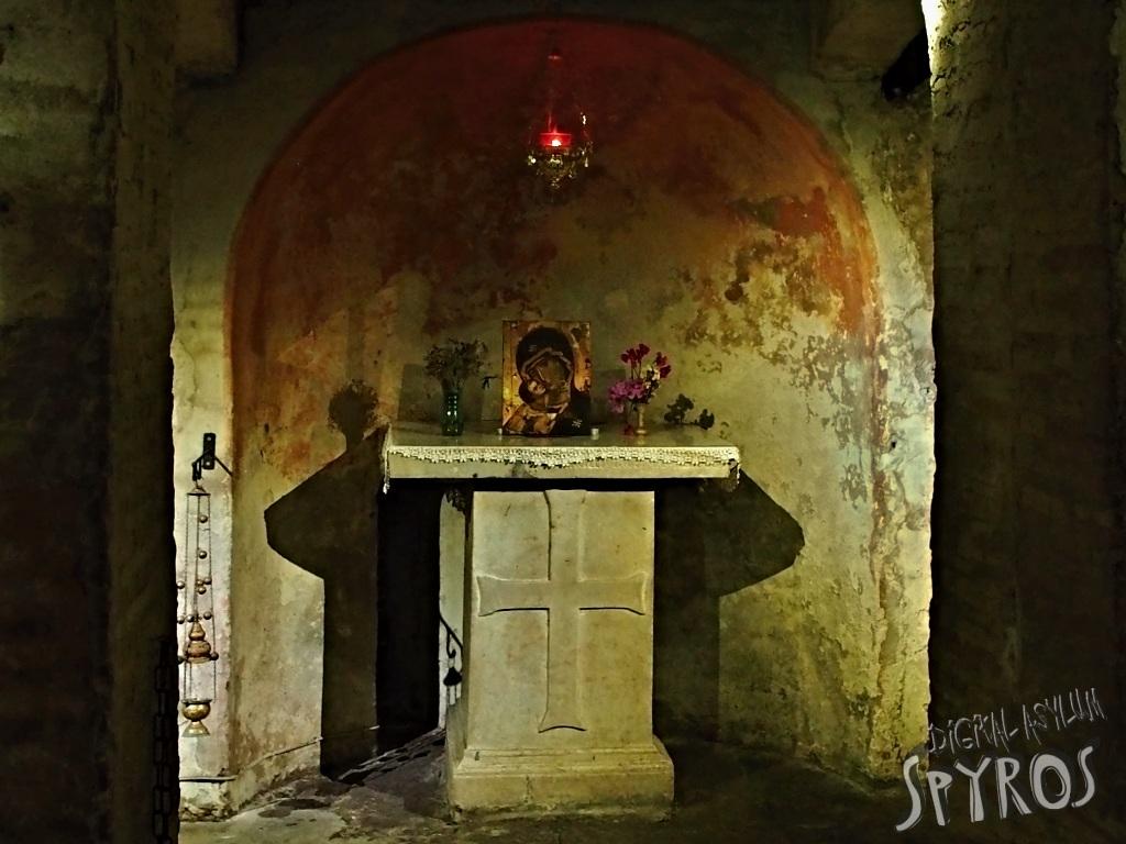 Basilica di Santa Maria in Cosmedin - Crypt